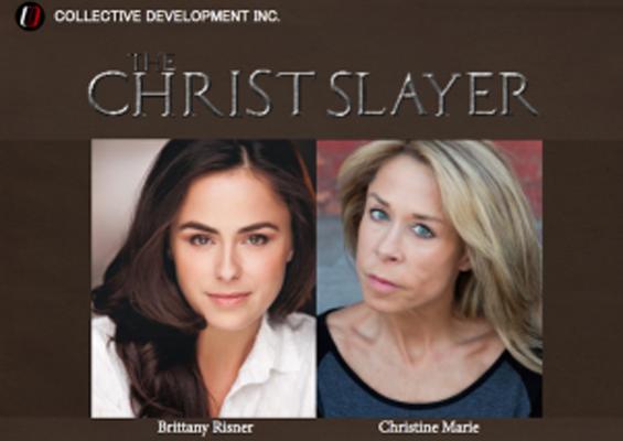 ChristSlayerbrittany-risner-and-christine-marie