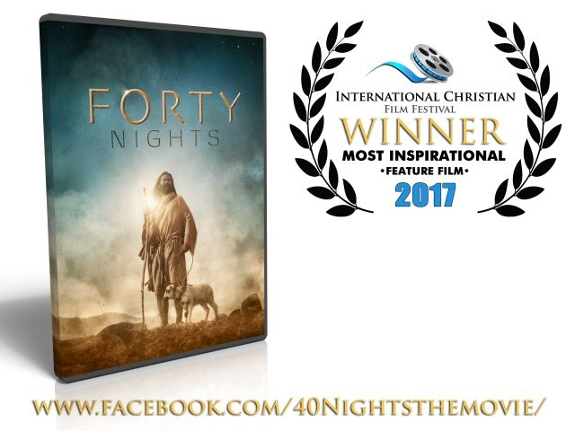 forty-nights-wins-most-inspirational-film
