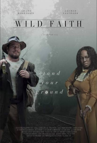 WildFaithStandYourGraoundPoster